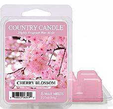 Духи, Парфюмерия, косметика Воск для аромалампы - Country Candle Cherry Blossom Wax Melts
