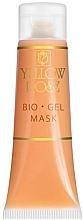 Духи, Парфюмерия, косметика Биогелевая маска для лица - Yellow Rose Bio Gel Mask