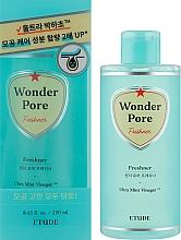 Духи, Парфюмерия, косметика Тоник для проблемной кожи - Etude House Wonder Pore Freshner
