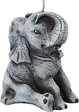 Духи, Парфюмерия, косметика Ароматическая свеча, 11,5х8 см., слоник серый - Artman Elephant