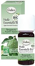 Духи, Парфюмерия, косметика Органическое эфирное масло бергамота - Galeo Organic Essential Oil Bergamot