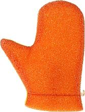 """Духи, Парфюмерия, косметика Рукавичка для массажа """"Aqua"""", 6021, оранжево-желтая - Donegal Aqua Massage Glove"""