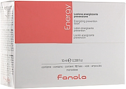 Духи, Парфюмерия, косметика Ампулы-лосьон против выпадения волос - Fanola Energy Anti Hair Loss Lotion