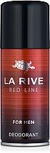 Духи, Парфюмерия, косметика La Rive Red Line - Дезодорант