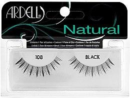 Духи, Парфюмерия, косметика Накладные ресницы - Ardell Natural Demi Black 108