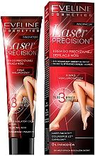 Духи, Парфюмерия, косметика Крем для депиляции ног - Eveline Cosmetics Laser Precision