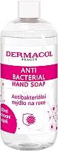 Духи, Парфюмерия, косметика Антибактериальное жидкое мыло для рук - Dermacol Anti Bacterial Hand Soap (сменный блок)
