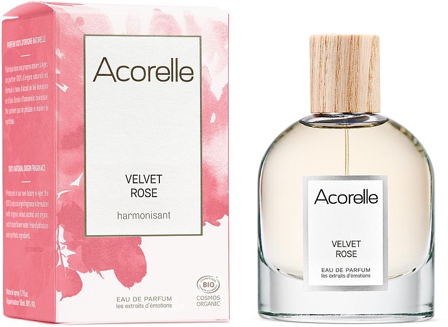 Acorelle Velvet Rose - Парфюмированная вода — фото N2