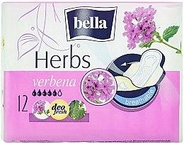 Духи, Парфюмерия, косметика Прокладки Panty Herbs Verbena, 12шт - Bella