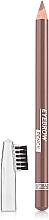 Духи, Парфюмерия, косметика Карандаш для бровей - Luxvisage Eyebrow Pencil