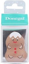 """Духи, Парфюмерия, косметика Спонж для макияжа 4340, """"Мистер Циастекс"""" - Donegal Blending Sponge Cookies"""