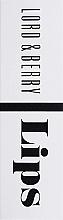 Матовая помада для губ - Lord & Berry Vogue Matte Lipstick — фото N2