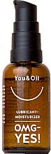 """Духи, Парфюмерия, косметика Интимний гель-смазка """"OMG Yes"""" - You & Oil Lubricant-Moisturizer OMG-Yes!"""
