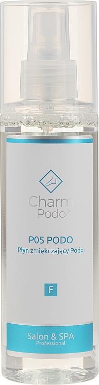 Лосьон для смягчения кожи ног - Charmine Rose Charm Podo P05 — фото N1