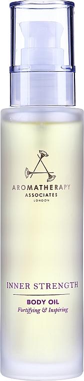 Масло для тела - Aromatherapy Associates Inner Strength Body Oil — фото N2