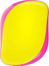 Духи, Парфюмерия, косметика Компактная щетка для волос - Tangle Teezer Compact Styler Kaleidoscope Brush