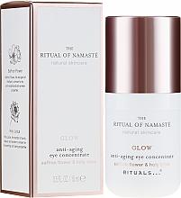Духи, Парфюмерия, косметика Антивозрастной крем для кожи вокруг глаз - Rituals The Ritual Of Namaste Anti-Aging Eye Concentrate