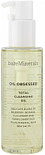 Духи, Парфюмерия, косметика Очищающее масло - Bare Escentuals Bare Minerals Cleanser Oil Obsessed Total Cleansing Oil