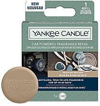 Духи, Парфюмерия, косметика Автомобильный ароматизатор (сменный блок) - Yankee Candle Car Powered Fragrance Refill Seaside Woods