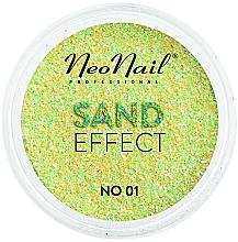 """Духи, Парфюмерия, косметика Блестки для ногтей """"Эффект песка"""" - NeoNail Professional Sand Effect"""