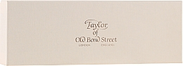 Духи, Парфюмерия, косметика Набор - Taylor of Old Bond Street Sandalwood Hand Soap Set (soap/100g x 3)