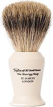 Духи, Парфюмерия, косметика Помазок для бритья, P376 - Taylor of Old Bond Street Shaving Brush Pure Badger size L