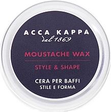 Духи, Парфюмерия, косметика Воск для бороды и усов - Acca Kappa