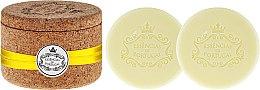 Духи, Парфюмерия, косметика Натуральное мыло - Essencias De Portugal Tradition Jewel-Keeper Lemon