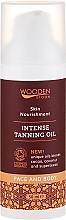 Духи, Парфюмерия, косметика Интенсивное масло для загара - Wooden Spoon Intense Tanning Oil