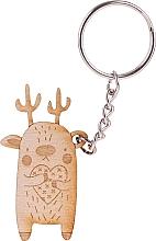 """Набор """"Рождественский ритуал"""" - Shy Deer (bag + f/tonic/200ml + f/ser/1.5ml + f/gel/100ml + candle/165g + f/mask/50ml + accessories) — фото N11"""
