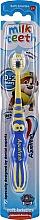 Духи, Парфюмерия, косметика Зубная щетка для детей, 0-2 лет, желто-синяя - Aquafresh Psi Patrol Soft