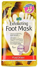 Духи, Парфюмерия, косметика Пилинг носочки для ног - Purederm Exfoliating Foot Mask
