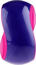 Духи, Парфюмерия, косметика Щетка для волос, фиолетовая с розовым - Twish Spiky 1 Hair Brush Purple & Deep Pink