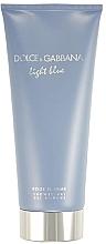 Духи, Парфюмерия, косметика Dolce & Gabbana Light Blue pour Homme - Гель для душа