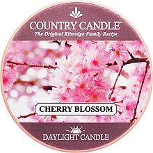 Духи, Парфюмерия, косметика Чайная свеча - Country Candle Cherry Blossom