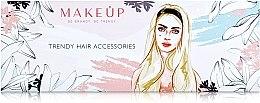 "Повязка на голову, розовая ""Be Beauty"" - MakeUp — фото N3"
