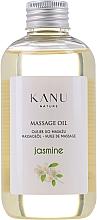 """Духи, Парфюмерия, косметика Массажное масло """"Жасмин"""" - Kanu Nature Jasmine Massage Oil"""