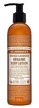 "Духи, Парфюмерия, косметика Лосьон для рук и тела ""Оранжевая лаванда"" - Dr. Bronner's Orange Lavender Organic Hand & Body Lotion"