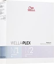 Духи, Парфюмерия, косметика Набор - Wella Professionals Wellaplex Travel Kit (elixir/100ml + elixir/2х100ml)