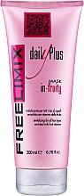 Маска для волос - Freelimix Daily Plus Mask In-Fruit Revitalizing For All Hair Types — фото N3