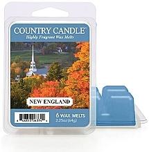 Духи, Парфюмерия, косметика Воск для аромалампы - Country Candle New England Wax Melts