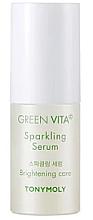 Духи, Парфюмерия, косметика Сыворотка для лица - Tony Moly Green Vita C Sparkling Serum