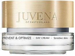 Духи, Парфюмерия, косметика Дневной крем для чувствительной кожи - Juvena Skin Optimize Day Cream Sensitive Skin (тестер)