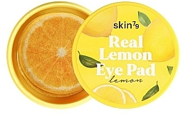 "Духи, Парфюмерия, косметика Подушечки для глаз и лица ""Лимон"" - Skin79 Brightening Real Lemon Eye Pad"