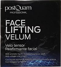 Духи, Парфюмерия, косметика Лифтинг-маска для лица - Postquam Face Lifting Velum