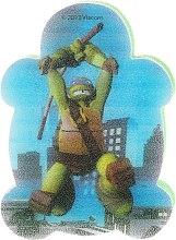 """Духи, Парфюмерия, косметика Мочалка банная детская """"Черепашки Ниндзя"""" Леонардо 1 - Suavipiel Turtles Bath Sponge"""