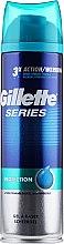 """Духи, Парфюмерия, косметика Гель для бритья """"Защита"""" - Gillette Series Protection Shave Gel for Men"""