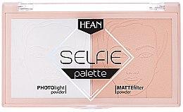 Духи, Парфюмерия, косметика Палитра для фиксации макияжа - Hean Selfie Palette