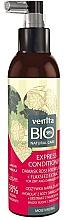 Духи, Парфюмерия, косметика Экспресс кондиционер для сухих и повреждённых волос - Venita Bio Natural Damask Rose Hydrolate Express Conditioner