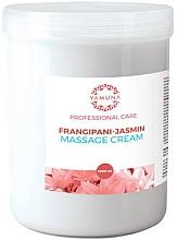 "Духи, Парфюмерия, косметика Массажный крем ""Франжипани и жасмин""- Yamuna Massage Cream"